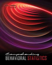 comprehending behavioral statistics higher education