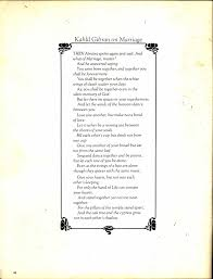 wedding quotes kahlil gibran and it is volume 1 issue 10 p 44 kahlil gibran on marriage