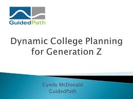dynamic college planning for generation z youtube