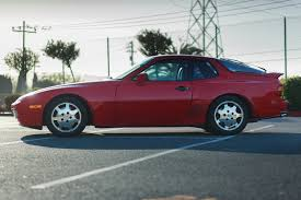 porsche 944 black 1988 944 turbo s in guards red black interior rennlist porsche