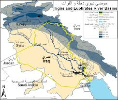 Baghdad World Map by Tigris River World Map Roundtripticket Me