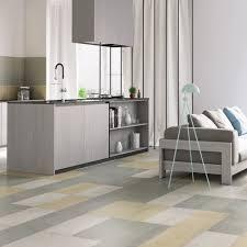 Light Grey Laminate Flooring Flower Light Grey 29 7cm X 59 8cm Floor Tile