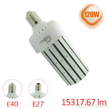 mogul base led light bulbs 5 years warranty high lumen 5700k mogul base e39 e40 led corn l