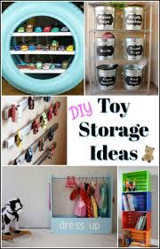 creative storage ideas creative diy toy storage ideas by just the woods