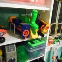 TalleySueNYC s Nerf Gun storage ideas Album