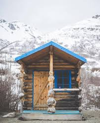 tiny log cabin in hatcher pass alaska 1080 1339 modern and