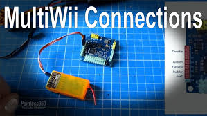 2 7 how to wire up a multiwii se board to your multirotor