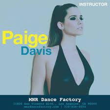 Paige Davis Mnr Df U2014 Mnr Dance Factory