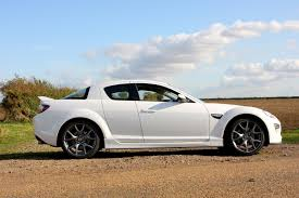 mazda rx 8 coupe 2003 2010 features equipment and accessories