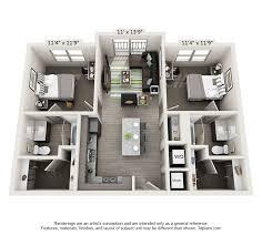 Bed And Bath Near Me Apartment Floor Plans The Luxx Student Housing Near Utsa