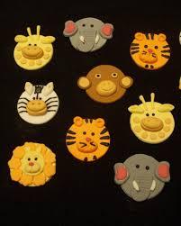 jungle animals cake decorations meknun com