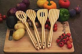 Good Quality Kitchen Utensils by 4 Piece 12 U2033 Bamboo Utensils Set New Improved Design High