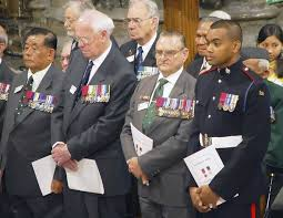 Most Decorated Soldier Currently Serving Victoria Cross The Ten Living Recipients Of The Highest British