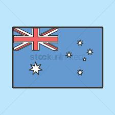 australia flag vector image 1949753 stockunlimited