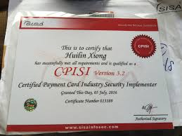 cpisi training and certification u2013 xiong hui lin u0027s personal page