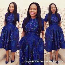 dress styles lace gown styles in nigeria naij