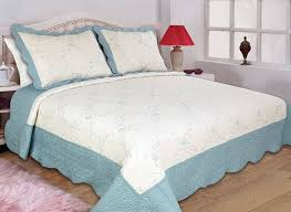Quilted Bed Valance Aqua Bedding Comforter Sets And Quilts Sale U2013 Ease Bedding With Style