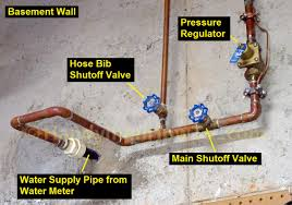 how to install a shower valve cartridge