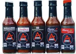 organic hot sauce andre gourmet hot sauce edible south florida