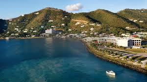 Virgin Islands Flag Sailing The British Virgin Islands U2013 Tortola To Tortola In British