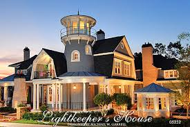 house plans with large front porch lightkeeper s house plan house plans by garrell associates inc