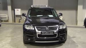 volkswagen touareg interior 2004 volkswagen touareg v10 5 0tdi r50 tuned 2007 exterior and