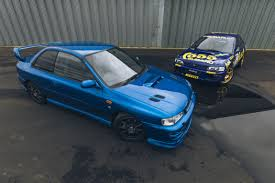 subaru gc8 widebody dirtfish rally legends u2014subaru impreza p1 u2013 dirtfish