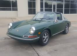 1968 porsche 911 targa for sale 1968 porsche 911 targa for sale on bat auctions sold for 60 000