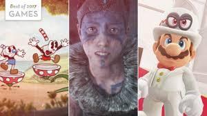 Seeking Av Club Gameological Readers Declare Their Favorite Of 2017