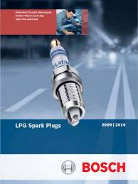 bosch spark plug guide official ignition system internal