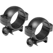 scope rings images Barska 1 quot low weaver style scope rings jpeg