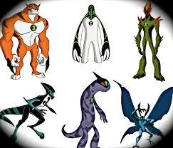 ben 10 aliens wallpaper geniesmartass deviantart