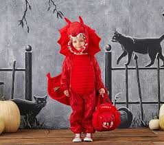 Halloween Costumes Pottery Barn Toddler Dragon Costume Red Pottery Barn Kids