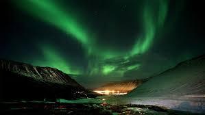 canada nature northern lights wallpaper