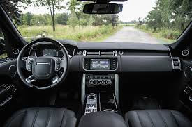 lr4 land rover interior review 2016 range rover td6 hse canadian auto review