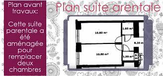 plan chambre parentale avec salle de bain et dressing parentale avec salle de bain et dressing