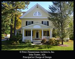 colonial revival addition and renovation u2013 devon pa john toates