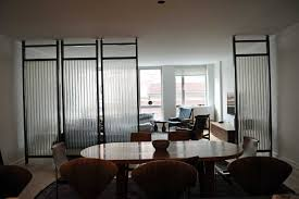 glass room dividers new york city apartment olde good glass