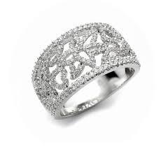 rings diamond design images Mazal diamond 0 80ct diamond ring with flowers and leaves design jpg