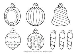 ornament coloring pictures ornaments coloring pages