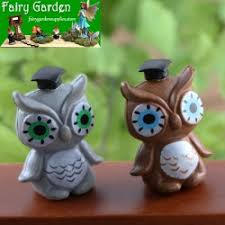 owls cheap price owls shop diy miniature ornaments