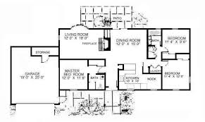 3 bedroom ranch house plans house plans ranch 3 bedroom absolutely smart 7 floor 2 4