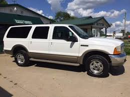 2000 ford excursion ford excursion for sale in kansas carsforsale com