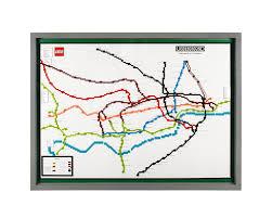 Underground Seattle Map map of the week lego underground