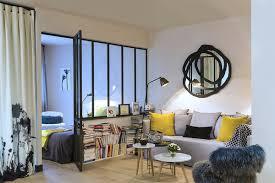 salon sans canapé catherine pierrey optimise un appartement familial galerie
