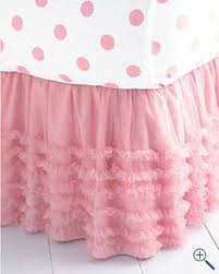 Girls Bed Skirt by Pom Pom Bed Skirt If I Had A 7 Yr Old This Would Be On Her