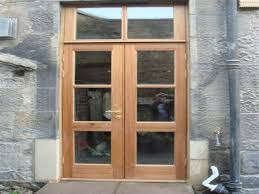 House Front Design Ideas Uk by Wooden French Doors Exterior Examples Ideas U0026 Pictures Megarct