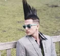 hairstle longer in front than in back the jackson rathbone mohawk hairstyle cool men s hair