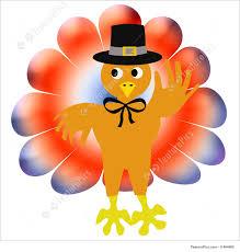 thanksgiving turkey pilgrim illustration