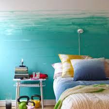 Schlafzimmer Hell Blau Wand Blau